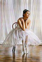 ballet in painting 05
