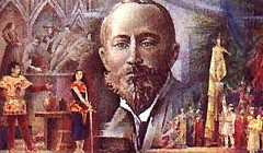 Alexander Gorsky, russian ballet master