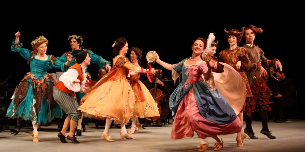 New York Baroque Dance Company Terpsicore in Tambourin
