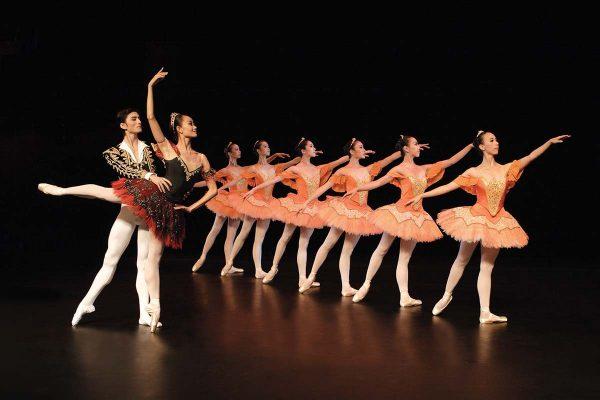 Daily technique ballet classes