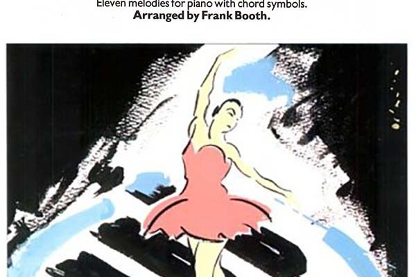 It's Easy to Play Ballet Music Sheet Music by Frank Booth