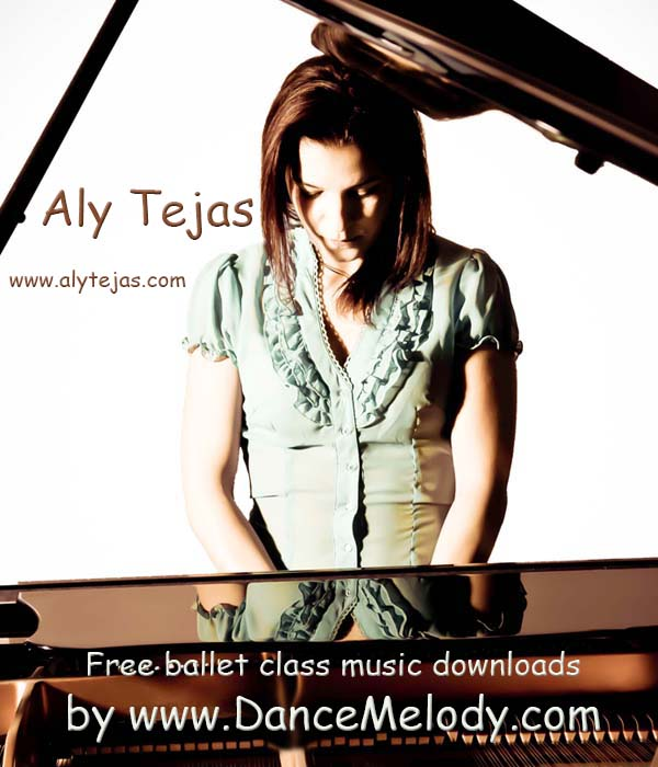 Aly Tejas - Free Ballet Class Music