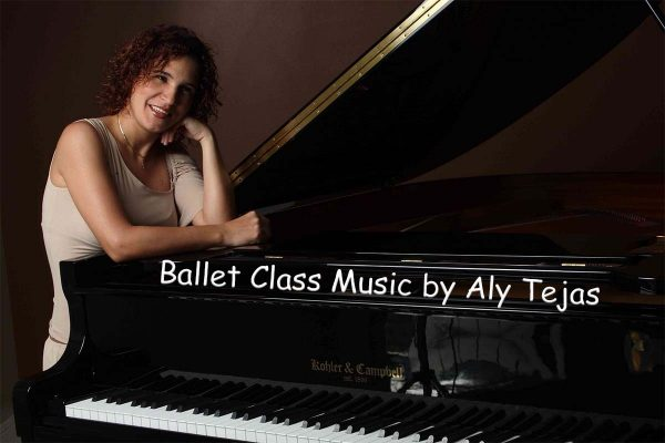 Ballet class music by Aly Tejas