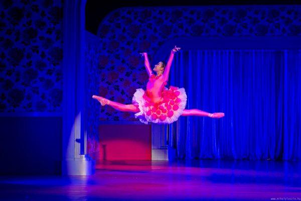 Karin Iwata Hungarian Prima Ballerina from Japan